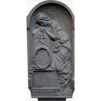 Форма для памятника Стелла №8