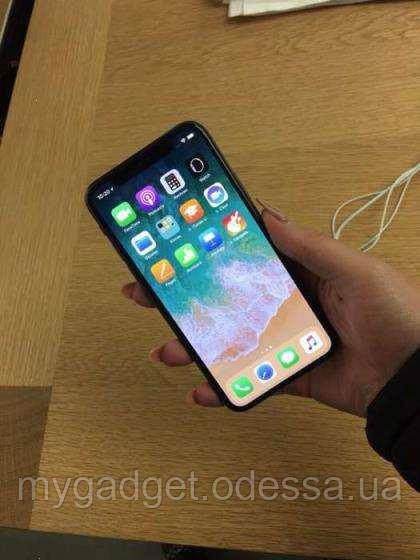 """УЦЕНКА! Смартфон iPhone X VIP 5.8"""" КОПИЯ 256GB 8 ЯДЕР"""
