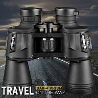 Бинокль Canon  Field 8.2 BaK-4 Prism 20x50 прорезиненный с Чехлом  20 крат оптика для наблюдения