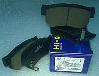 Колодки тормозные задние  HYUNDAI Elantra 06-, Sonata 98-09, Tucson  04-, Grandeur, Santa FE 00-, Matrix