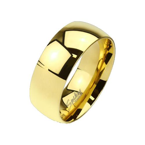 Обручальное кольцо титановое Spikes США, фото 1