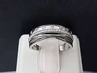 Серебряное кольцо с фианитами. Артикул TR10174 17,8, фото 1