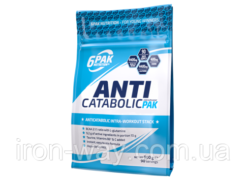 6PAK Nutrition AntiCatabolic 900 g (Mojito)