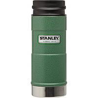 Термокружка вакуумная 350мл с поилкой Stanley Classic Green ST-10-01569-005