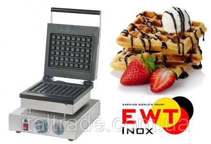 Вафельница бельгийская EWT INOX FY1