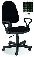Кресло офисное Bravo Nowy styl зелёный