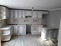 Кухня кутова