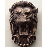 Форма для декора Барельеф льва