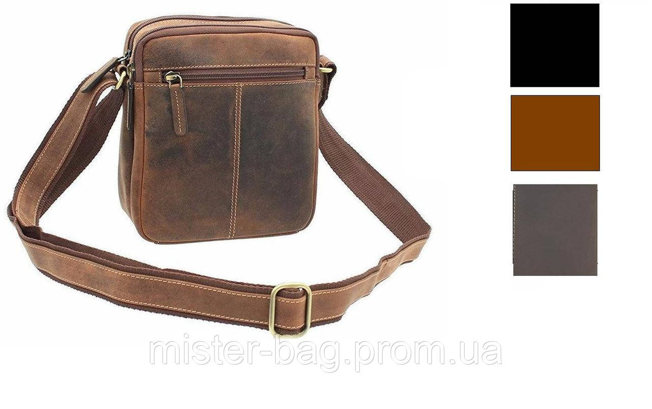 65822e9756b3 Мужская наплечная кожаная сумка Visconti S8 : продажа, цена в Днепре ...