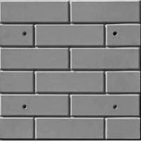 Форма для фасадной плитки Фасад №3