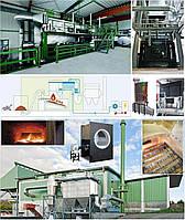 Твердотопливные котлы (паровые, водогрейные, термомасляные) / котельные / мини-ТЭЦ на биомассе (Германия)