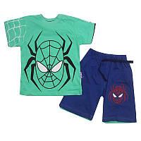 Костюм для мальчика  80-110(1-5 лет)  арт.9804 футболка+шорты