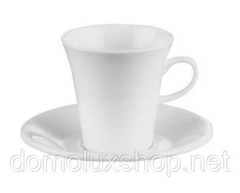 Wilmax Чашка чайная 210 мл + блюдце (WL-993109)