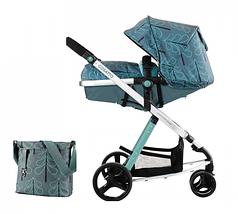 Детская коляска-трансформер Cosatto Woop
