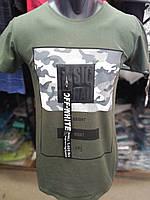 Удлинённая мужская футболка