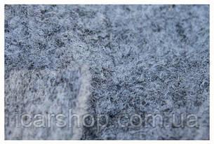 Ковролін Зеніт Сірий / Ширина 2,0 м