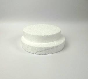 Прослойки пенопластовые для торта d 8 см h 3 см