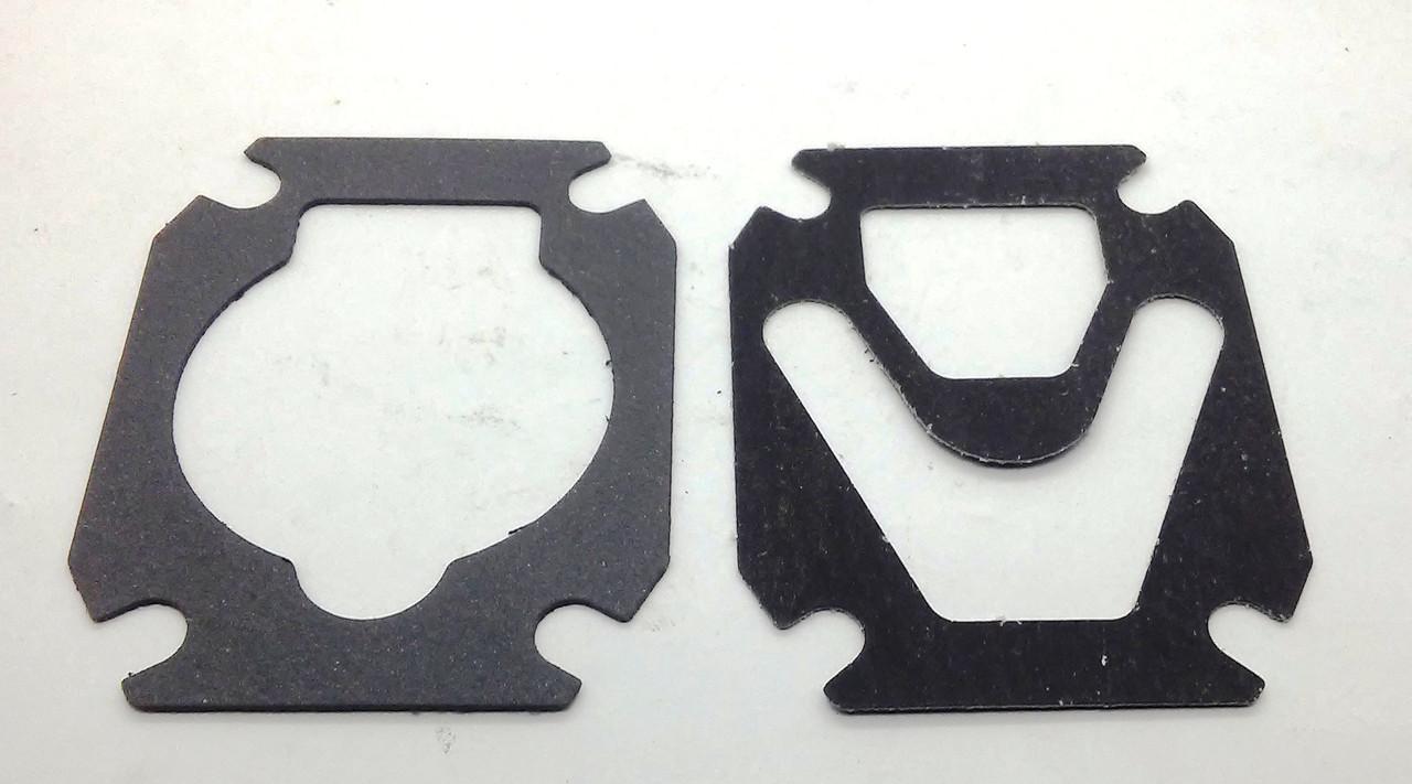Прокладки комплект (2 шт) большая для компрессора