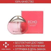 Davidoff Echo Woman EDP 100ml (парфюмированная вода Давидофф Эхо Вумэн )