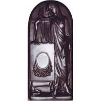 Форма для памятника Стелла №44