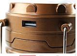 Универсальный кемпинговый фонарик с панелью G85 СКЛАД-1шт., фото 4