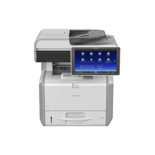 МФУ Ricoh MP 402SPF ( А4, сетевой принтер, копир, сканер, факс,SPDF, дуплекс, smart панель )