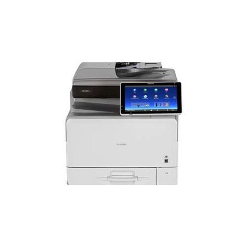 МФУ Ricoh MP C407SPF ( А4, полноцветный сетевой принтер, копир, сканер, факс, SPDF, дуплекс, smart панель )