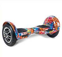 Гироскутер YW1855 Цветной в сумке 10'' колеса гироборд