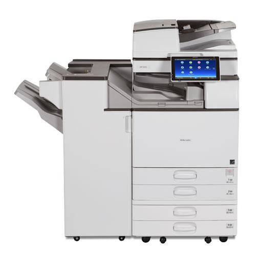МФУ Ricoh MP 4055ASP ( А3, сетевой принтер, копир, сканер, SPDF, дуплекс, smart панель )