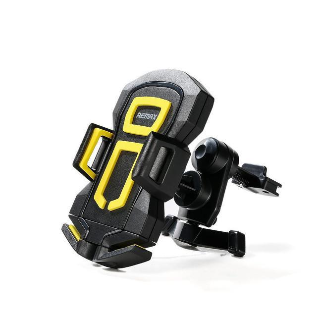 Автомобильный держатель Remax Car Holder RM-C14 black-yellow