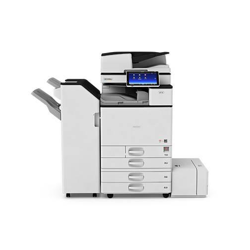 МФУ Ricoh MP C6004EXSP ( А3, полноцветный сетевой принтер, копир, сканер, SPDF, дуплекс, smart панель )