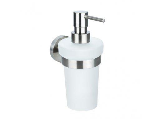 BEMETA NEO: Настенный дозатор для жидкого мыла (стекло)