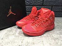 Кроссовки мужские Nike Найк Jordan Melo M13 код товара Z-1297. Красные b24a06036df