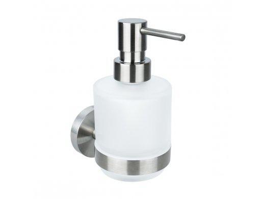 BEMETA NEO: Настенный дозатор для жидкого мыла (стекло) вариант MINI