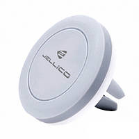 Автомобильный держатель Jellico H0-50 магнит - серо-белый, фото 1
