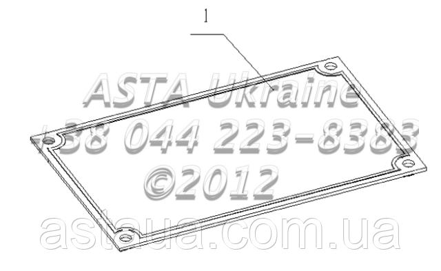 Табличка B7618-3904001