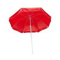 Преимущества зонта пляжного с пластиковыми спицами