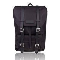 Рюкзак спортивный черный от UDLER