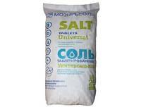Соль таблетированная Ecosil Ecosoft 25 кг для систем умягчения воды.