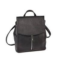 Женский рюкзак-трансформер черный М159-48, фото 1