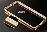 Зеркальный алюминиевый чехол для Leeco Cool1/LeRee Le3/Coolpad/Cool dual Changer 1C Play 6, фото 5