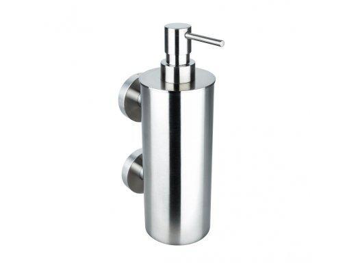 BEMETA NEO: Настенный дозатор для жидкого мыла (Большой металлический стакан), 2 держателя