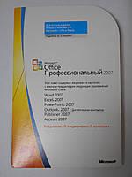 Microsoft Office Pro 2007 32-bit Russian 1pk (MLK V2) (269-11958) вскрыта упаковка!
