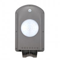 Вуличний LED світильник на сонячних батареях 5W