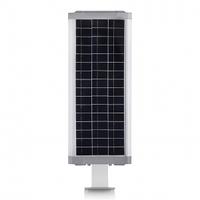 Вуличний LED світильник на сонячних батареях 30W