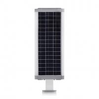 Вуличний LED світильник на сонячних батареях 20W, фото 1