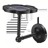 Вуличний LED ліхтар на сонячних батареях 1W