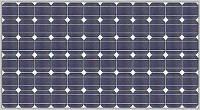 Солнечная батарея (панель) 30 Вт, монокристаллическая (Алиста)