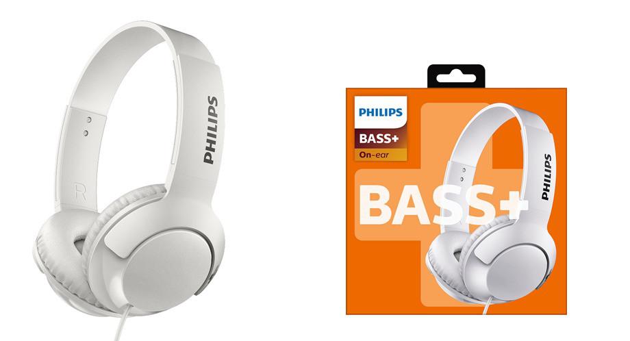 Наушники Philips SHL3070WT / 00 White