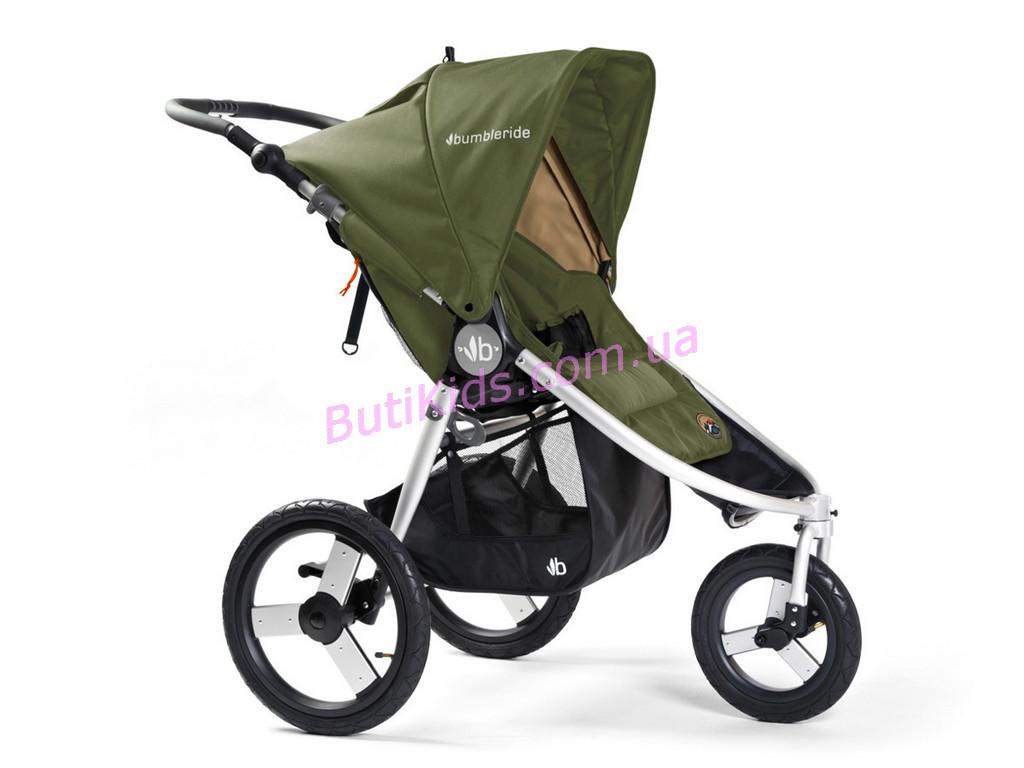 Прогулочная коляска Bumbleride Speed / Camp Green
